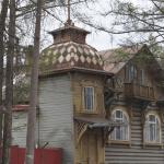 Дом местного ремесленника и писателя Рыбакова