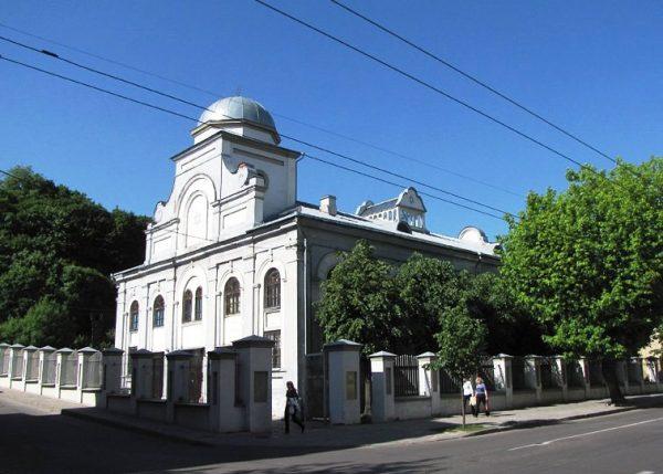 Каунасская хоральная синагога