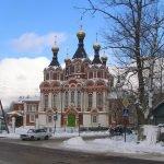 Спасо-Преображенский собор города Кимры