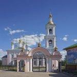Храм Вознесения Господня в Кимрах