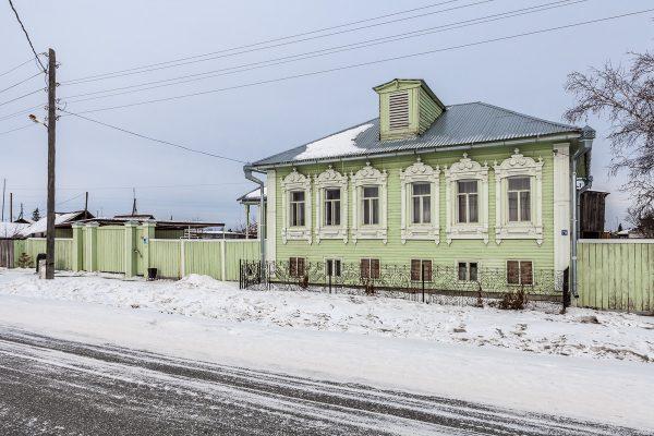 Дом-музей Распутина, Тюмень