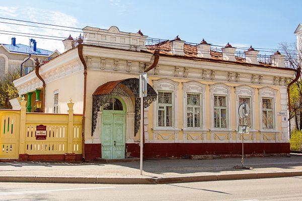 Музей Дом Машарова, Тюмень