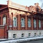 Дом Буркова, Тюмень