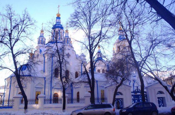 Знаменский собор, Тюмень