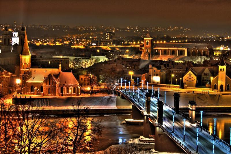 Популярные достопримечательности Каунаса (Литва), что посмотреть в Каунасе