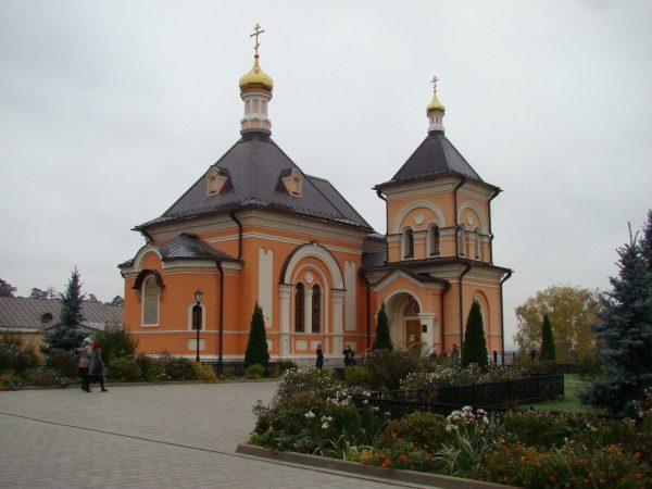 Церковь в честь Преображения Господня