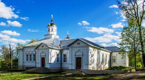 Храм в честь Пресвятой Троицы