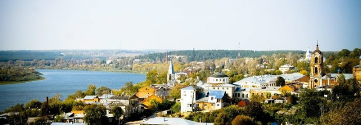 Панорама Касимова