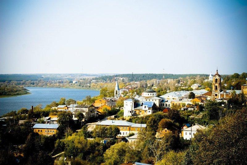 Город Касимов — Гусь-Железный или Городец Мещёрский