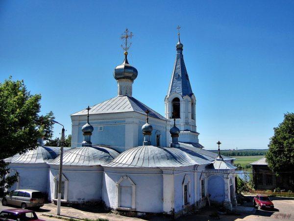 Благовещенская церковь в Касимове
