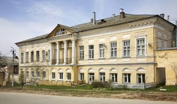 Дом Наставиных в Касимове
