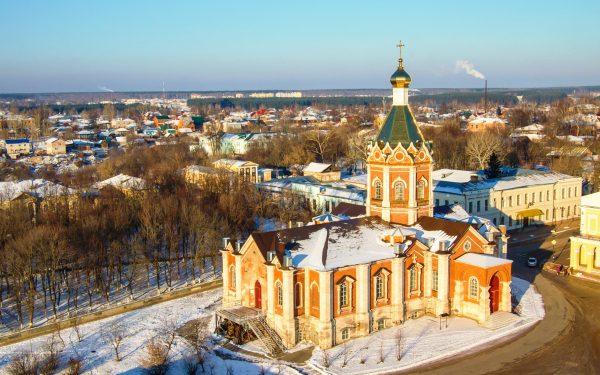 Вознесенский кафедральный собор в Касимове