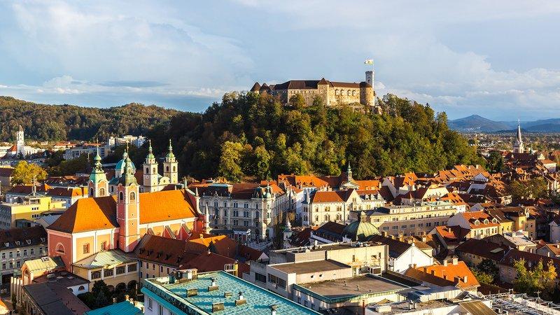 Что посмотреть в столице Словении: достопримечательности Любляны