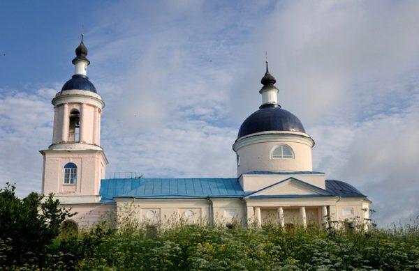 Усадебный комплекс Акинфовых, Кольчугино