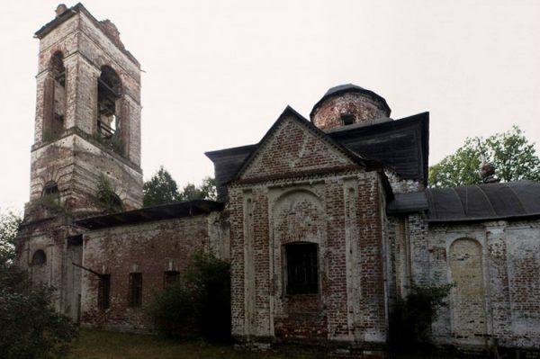 Свято-Благовещенский монастырь, Кольчугино