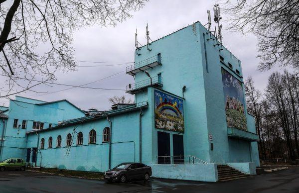 Дворец культуры Кольчугино
