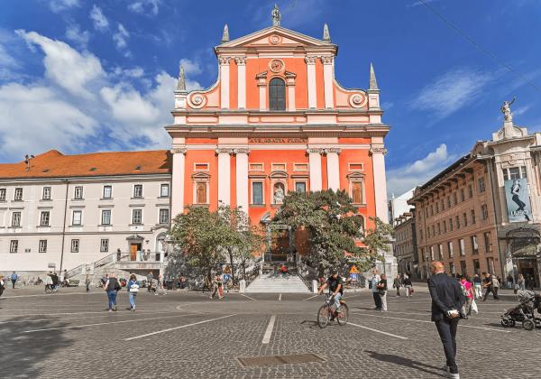 Церковь францисканцев