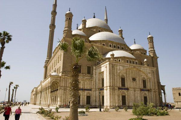 Здание мечети Сулеймана Паши