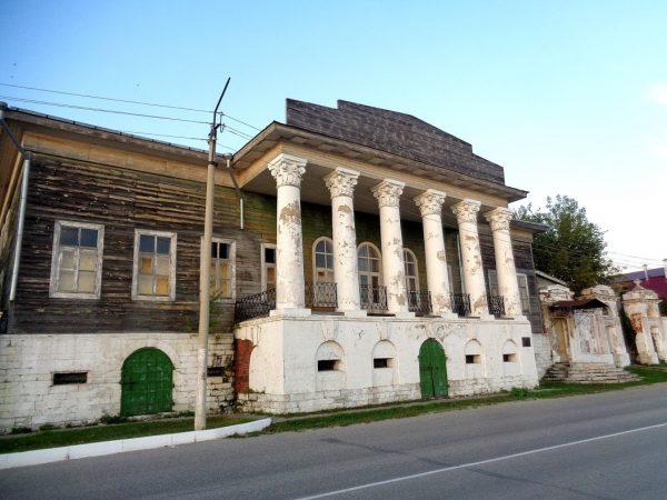 Дом Баркова в Касимове