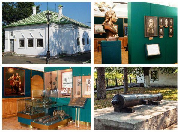 Дом-музей Петра I в Вологде