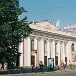 Кинотеатр «Колизей» в Екатеринбурге