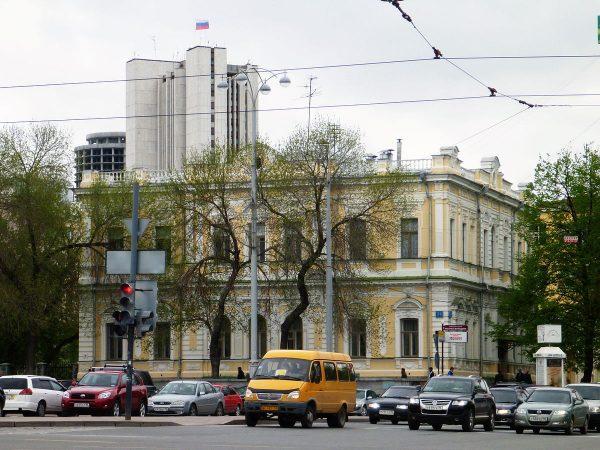 Дом актёра в Екатеринбурге