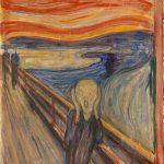 Картина «Крик» из Национальной галереи Осло