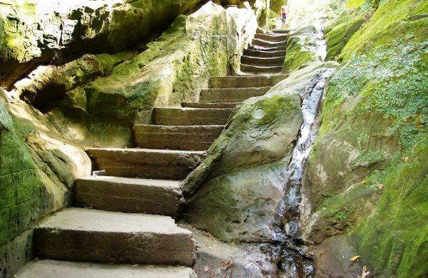 Дантова лестница