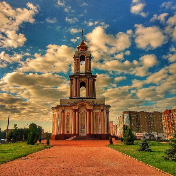 Xрам святого великомученика Георгия Победоносца, Курск
