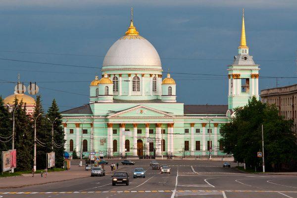 Знаменский кафедральный собор, Курск