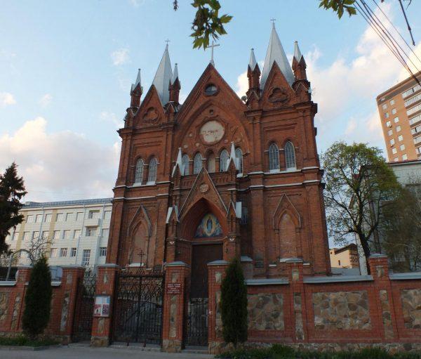 Xрам Успения Пресвятой Богородицы, Курск