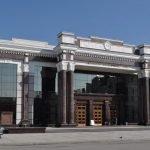 Здание Драматического театра имени Луначарского