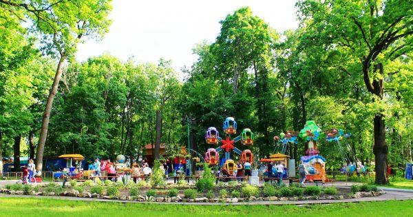 Парк имени Белинского