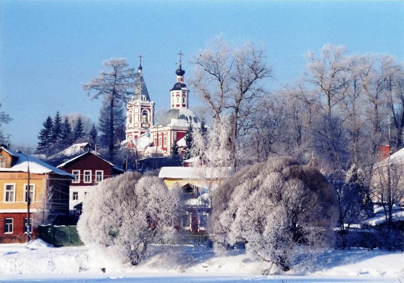 Достопримечательности Сергиева Посада: на что посмотреть в городе