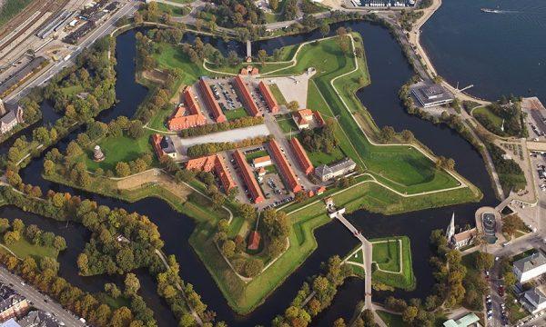 Крепость Кастеллет, Копенгаген