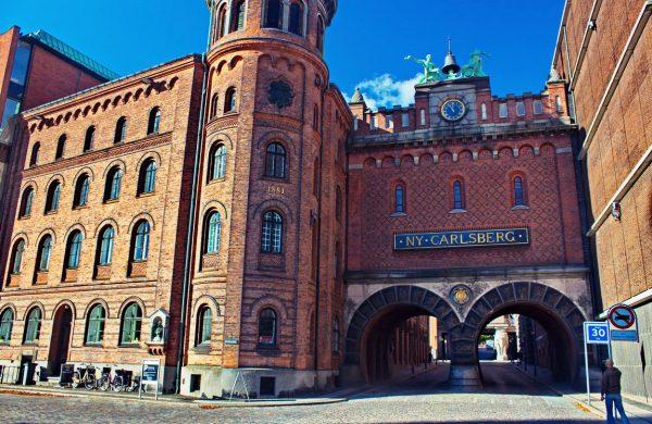 Музей пива Карлсберг, Копенгаген
