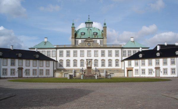 Замок Фреденсборг, Копенгаген