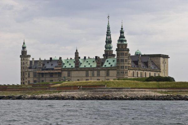 Замок Кронборг, Копенгаген