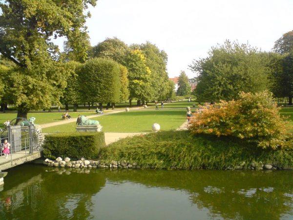 Королевский сад, Копенгаген