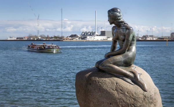 Скульптура Русалочка, Копенгаген