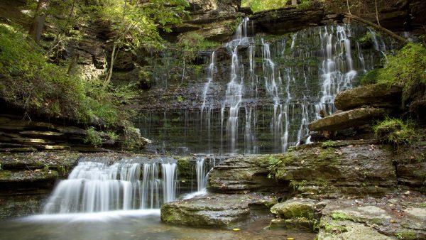 Водопад «Гремячий Ключ»