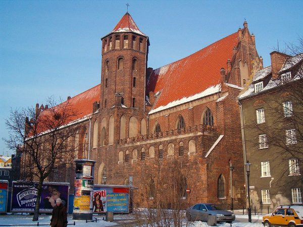 Костёл святого Миколая
