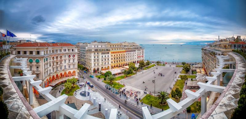 Достопримечательности греческих Салоников: что посетить и на что посмотреть