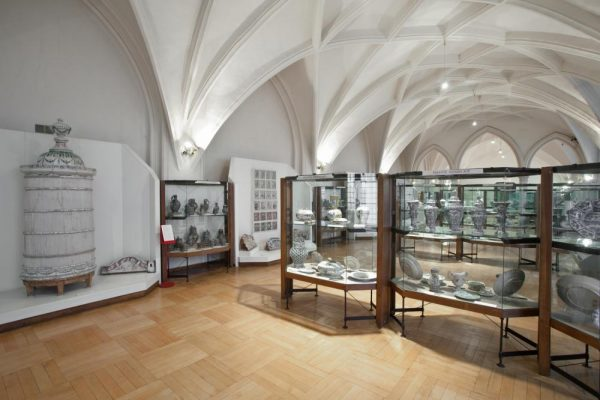 Археологический музей Гданьска