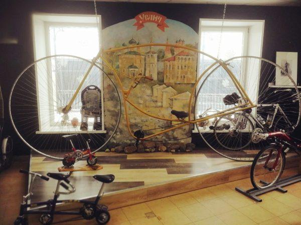 Музей велосипедов