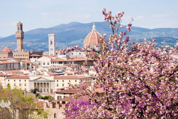 Весна во Флоренции