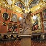 Зал галереи Палатино