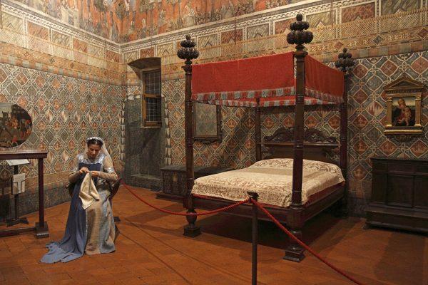 Комната во дворце Даванцати