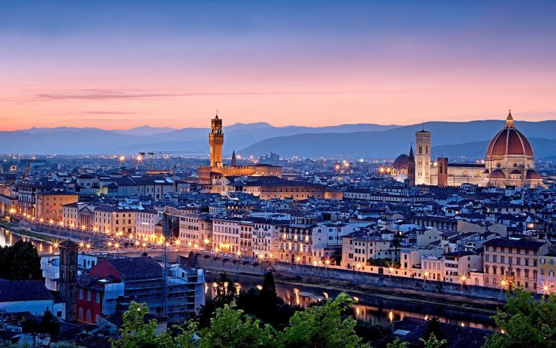 Флоренция: город-сказка эпохи Возрождения