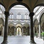 Внутренний двор палаццо